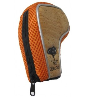 PUTTER HEADCOVER ORANGE