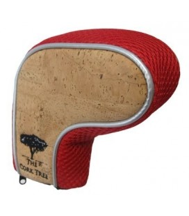 PUTTER HEADCOVER RED