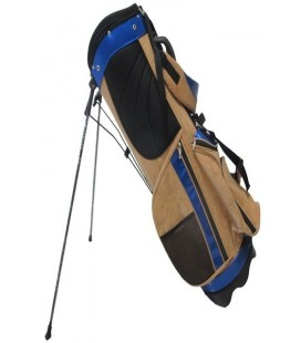 STAND BAG BLUE