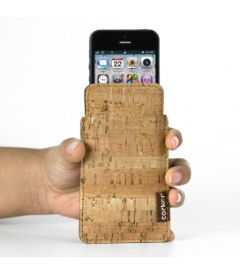 Cork Case for Iphone 5 / 5S