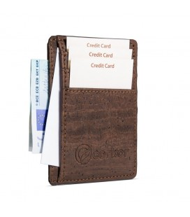 FRONT POCKET CORK WALLET