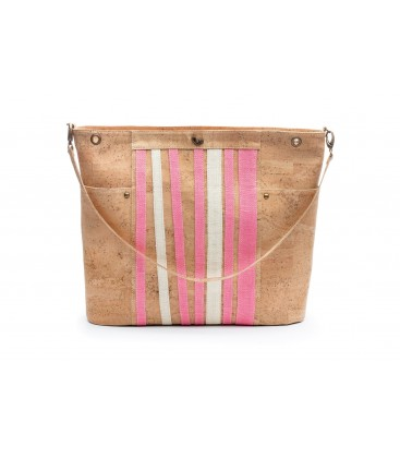 CITY TOTE PINK
